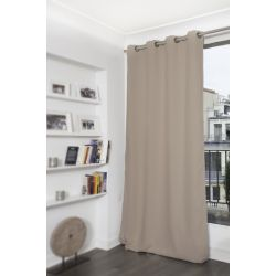 Moondream Unifarbene Taupe