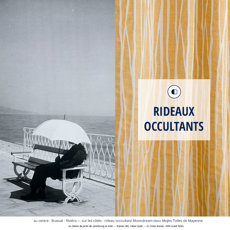 Rideaux occultants